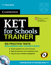 KET_for_Schools_Trainer