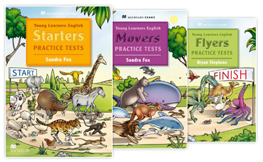 YOUNG LEARNERS / KET / PET | Let's Libros