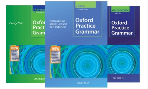 Oxford practice grammar advanced part 2.